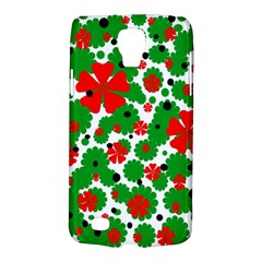 Red and green Christmas design  Galaxy S4 Active