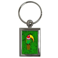 Toucan Key Chains (Rectangle)
