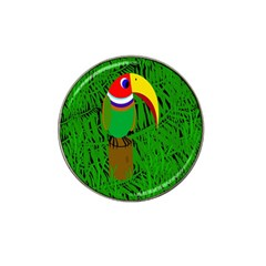Toucan Hat Clip Ball Marker