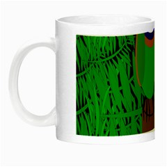 Toucan Night Luminous Mugs