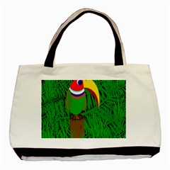 Toucan Basic Tote Bag