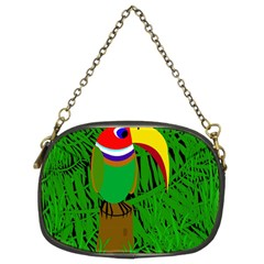 Toucan Chain Purses (Two Sides)