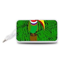 Toucan Portable Speaker (White)