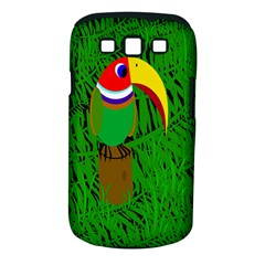 Toucan Samsung Galaxy S III Classic Hardshell Case (PC+Silicone)
