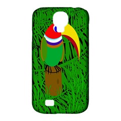 Toucan Samsung Galaxy S4 Classic Hardshell Case (PC+Silicone)