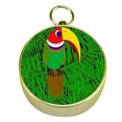 Toucan Gold Compasses