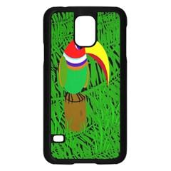 Toucan Samsung Galaxy S5 Case (Black)