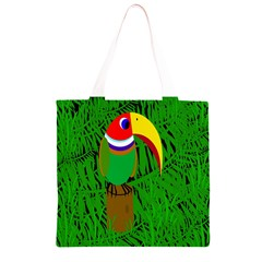 Toucan Grocery Light Tote Bag
