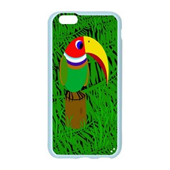 Toucan Apple Seamless iPhone 6/6S Case (Color)
