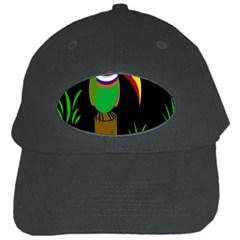 Toucan Black Cap