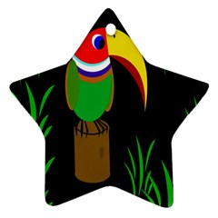 Toucan Ornament (Star)