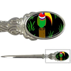 Toucan Letter Openers