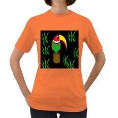 Toucan Women s Dark T-Shirt