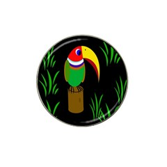 Toucan Hat Clip Ball Marker (4 pack)