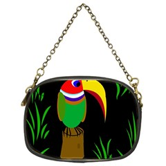 Toucan Chain Purses (One Side)