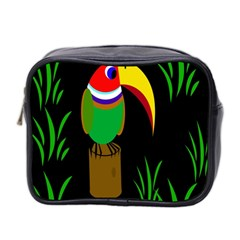 Toucan Mini Toiletries Bag 2-Side