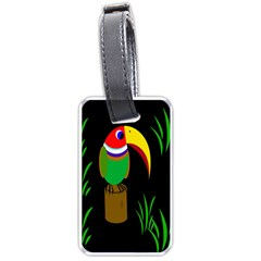 Toucan Luggage Tags (One Side)