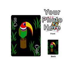 Toucan Playing Cards 54 (Mini)