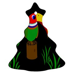 Toucan Christmas Tree Ornament (2 Sides)