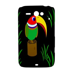 Toucan HTC ChaCha / HTC Status Hardshell Case