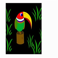 Toucan Large Garden Flag (Two Sides)