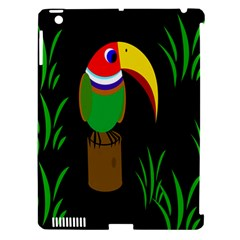 Toucan Apple iPad 3/4 Hardshell Case (Compatible with Smart Cover)