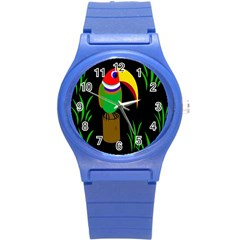 Toucan Round Plastic Sport Watch (S)