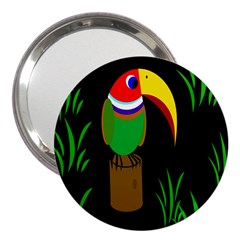 Toucan 3  Handbag Mirrors