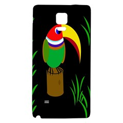 Toucan Galaxy Note 4 Back Case