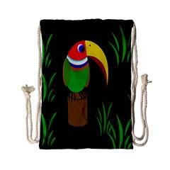 Toucan Drawstring Bag (Small)