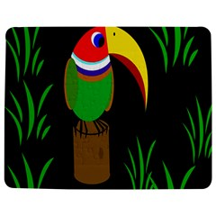 Toucan Jigsaw Puzzle Photo Stand (rectangular)