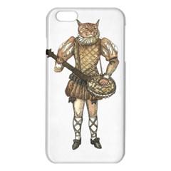 Cat Musician 01 iPhone 6 Plus/6S Plus TPU Case