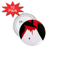 Volcano  1.75  Buttons (10 pack)