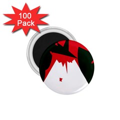 Volcano  1.75  Magnets (100 pack)