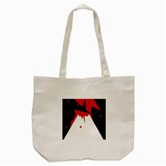 Volcano  Tote Bag (cream)
