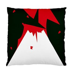 Volcano  Standard Cushion Case (Two Sides)