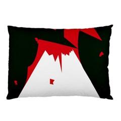 Volcano  Pillow Case