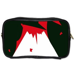 Volcano  Toiletries Bags 2-Side