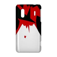Volcano  HTC Evo Design 4G/ Hero S Hardshell Case