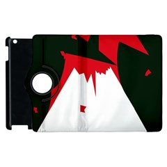 Volcano  Apple iPad 3/4 Flip 360 Case
