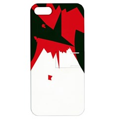 Volcano  Apple iPhone 5 Hardshell Case with Stand