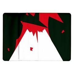 Volcano  Samsung Galaxy Tab 10.1  P7500 Flip Case