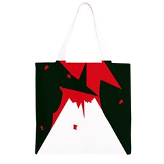 Volcano  Grocery Light Tote Bag
