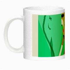 Smoker  Night Luminous Mugs
