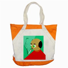 Smoker  Accent Tote Bag