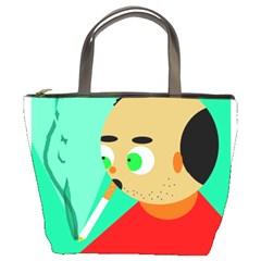 Smoker  Bucket Bags