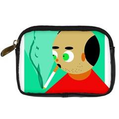 Smoker  Digital Camera Cases