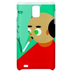Smoker  Samsung Infuse 4G Hardshell Case