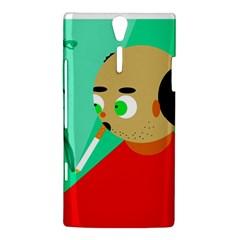 Smoker  Sony Xperia S