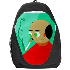 Smoker  Backpack Bag